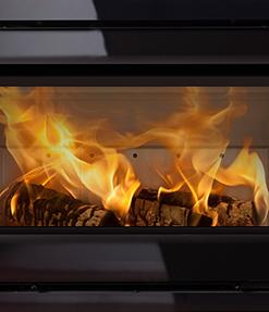 Lotus 470 Magic Wood Burning Stove