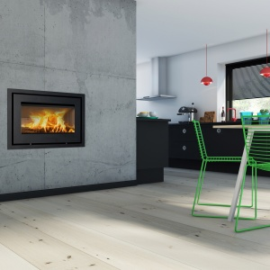 Lotus Inset Stoves