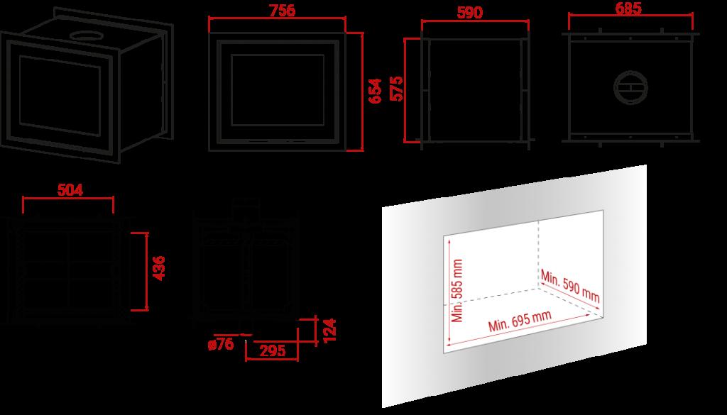Lotus h570-t Diagram