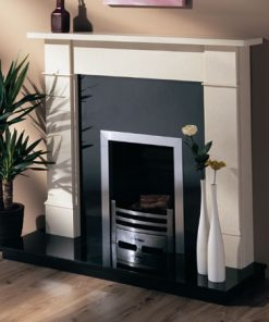 Ariel Marble Fireplace