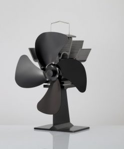 Heat Powered Stove Fan