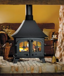 Double Sided Free Standing Stoves