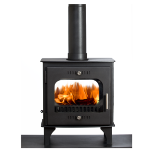 Double Sided Free Standing Boiler Stoves
