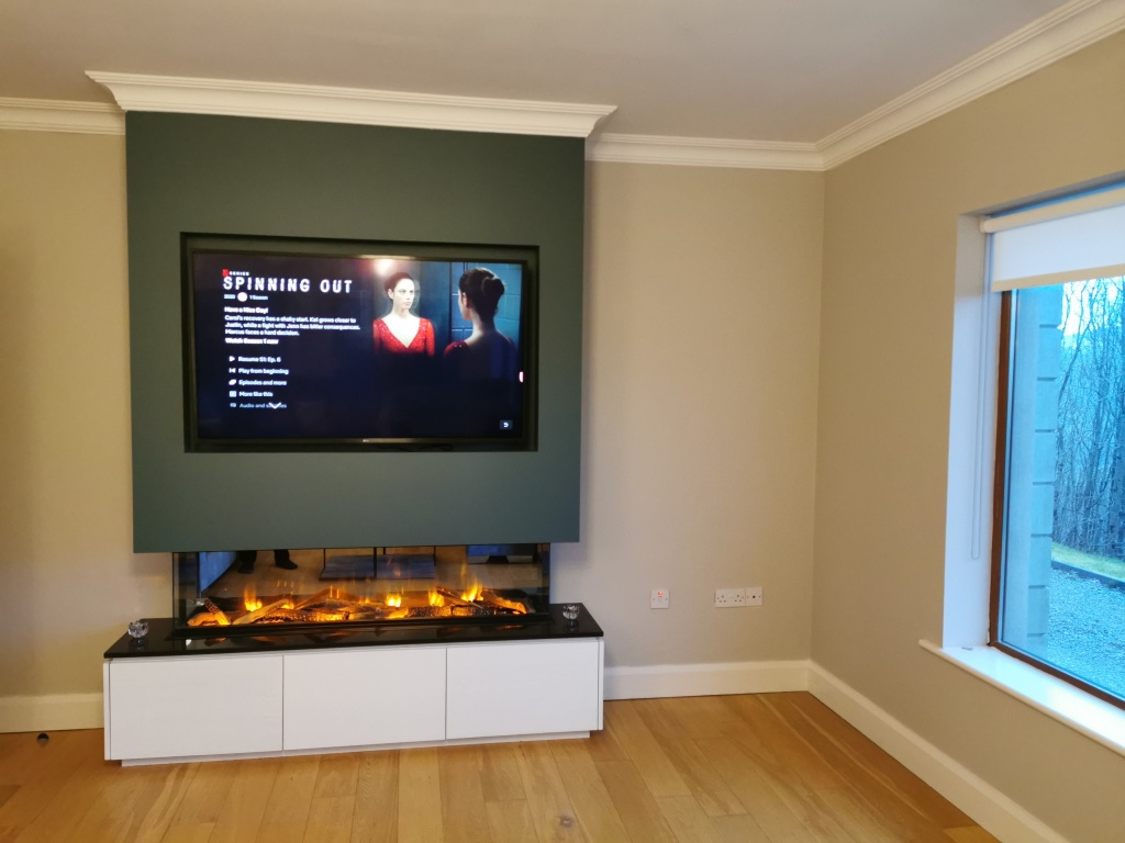 Evonic E1500gf Multi Box Electric Fires