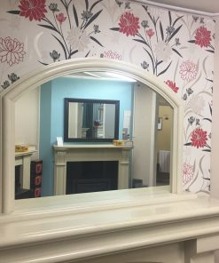 Project marble Arched Over mantle