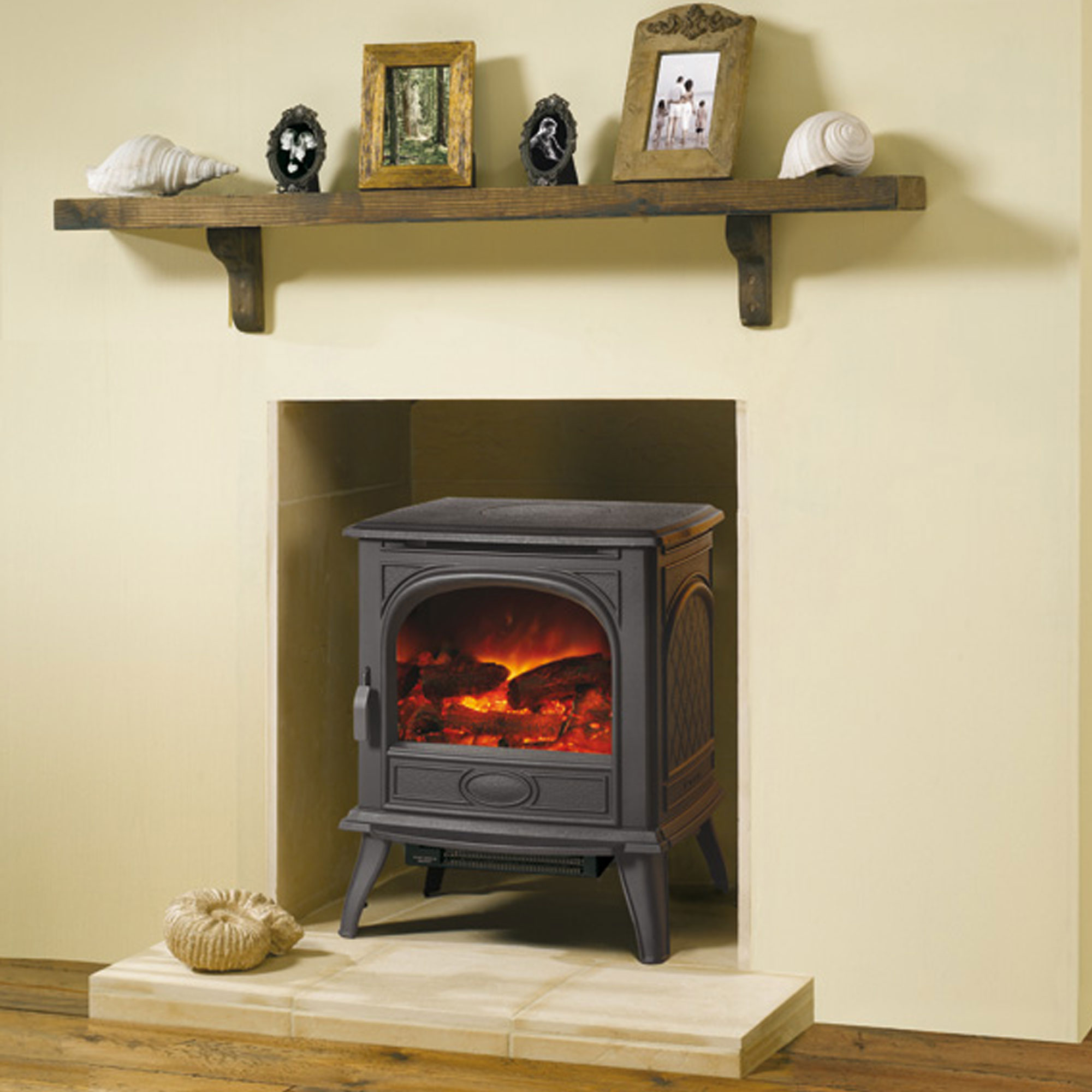 Gazco Huntingdon 40 Electric Stove Spratt Fireplaces