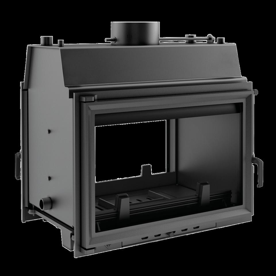 Kratki Oliwia 22kw Double Sided Cassette Boiler Stove