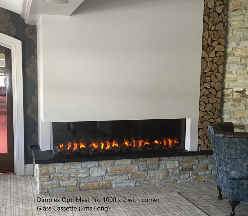 Dimplex Opti Myst Pro 1000 Electric Fire