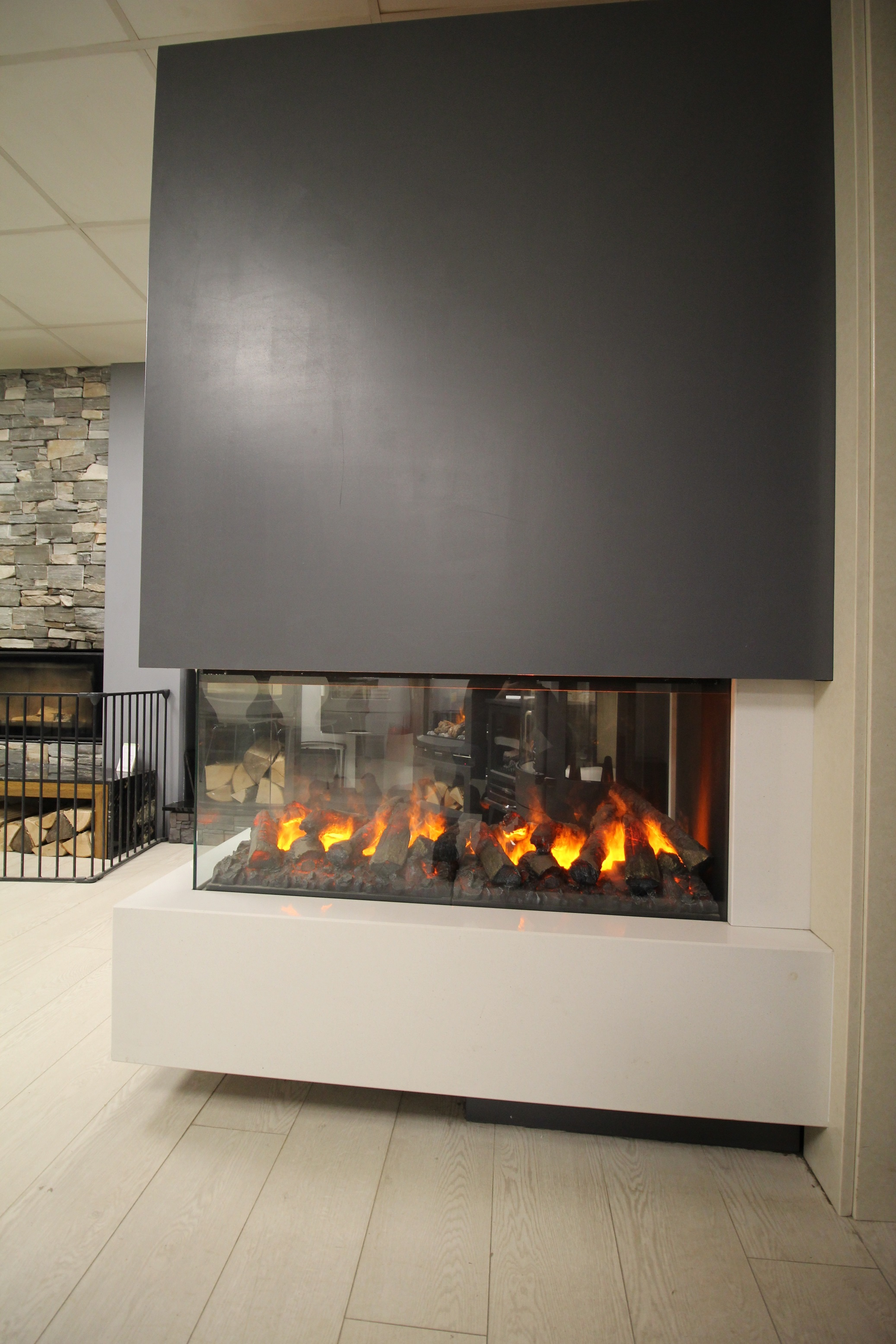 Dimplex Opti Myst Pro 1000 Electric Fire