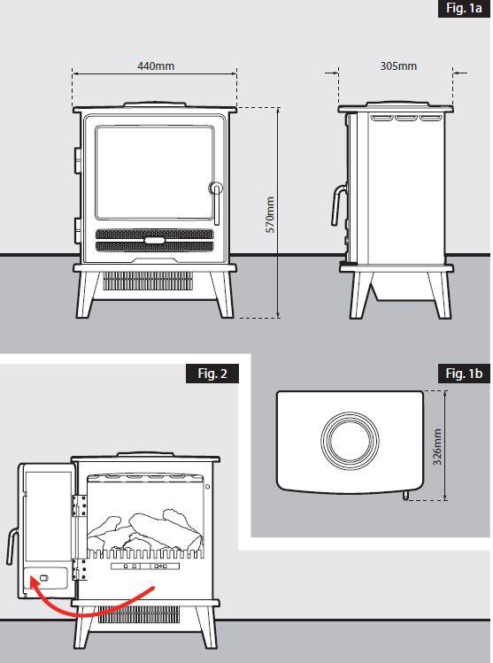 Dimplex Willowbrook Diagram