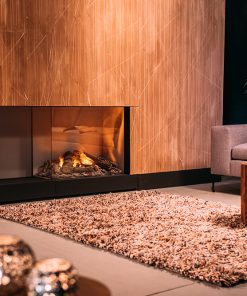 2 Sided Electric Fires