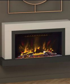 Vardo Pryzm 47 Wall Hung Electric Fire