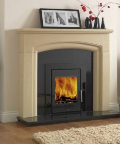 Vitae 6kw in Fireplace